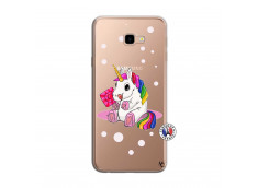 Coque Samsung Galaxy J4 Plus Sweet Baby Licorne