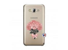 Coque Samsung Galaxy J5 2015 Bouquet de Roses