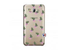 Coque Samsung Galaxy J5 2015 Cactus Pattern