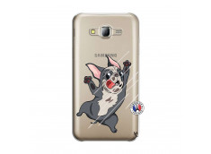 Coque Samsung Galaxy J5 2015 Dog Impact