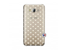 Coque Samsung Galaxy J5 2015 Little Hearts