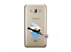 Coque Samsung Galaxy J5 2015 Coupe du Monde Rugby-Argentine