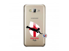 Coque Samsung Galaxy J5 2015 Coupe du Monde Rugby-England