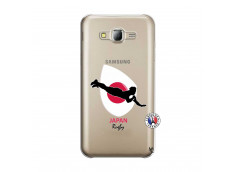 Coque Samsung Galaxy J5 2015 Coupe du Monde Rugby-Japan
