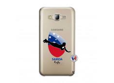 Coque Samsung Galaxy J5 2015 Coupe du Monde Rugby-Samoa