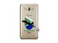 Coque Samsung Galaxy J5 2015 Coupe du Monde Rugby-South Africa