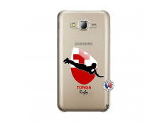 Coque Samsung Galaxy J5 2015 Coupe du Monde Rugby-Tonga
