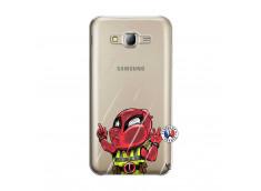 Coque Samsung Galaxy J5 2015 Dead Gilet Jaune Impact
