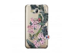 Coque Samsung Galaxy J5 2015 Flower Birds