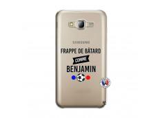 Coque Samsung Galaxy J5 2015 Frappe De Batard Comme Benjamin