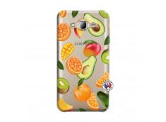 Coque Samsung Galaxy J5 2015 Salade de Fruits