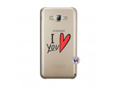 Coque Samsung Galaxy J5 2015 I Love You