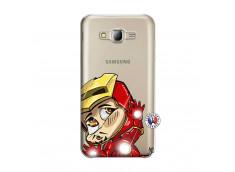 Coque Samsung Galaxy J5 2015 Iron Impact