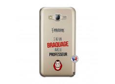 Coque Samsung Galaxy J5 2015 J Peux Pas J Ai Un Braquage Avec Le Professeur
