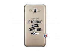 Coque Samsung Galaxy J5 2015 Je Dribble Comme Cristiano