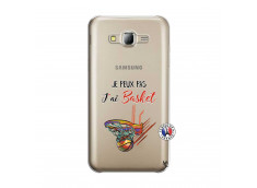 Coque Samsung Galaxy J5 2015 Je Peux Pas J Ai Basket