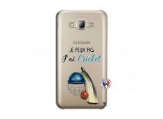 Coque Samsung Galaxy J5 2015 Je peux pas j'ai cricket