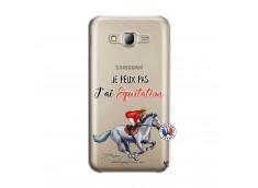 Coque Samsung Galaxy J5 2015 Je Peux Pas J Ai Equitation