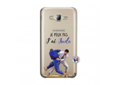 Coque Samsung Galaxy J5 2015 Je peux pas j'ai Judo