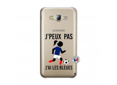 Coque Samsung Galaxy J5 2015 Je Peux Pas J Ai Les Bleues
