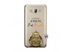 Coque Samsung Galaxy J5 2015 Je Peux Pas J Ai Rando