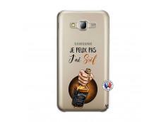 Coque Samsung Galaxy J5 2015 Je Peux Pas J Ai Soif