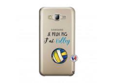 Coque Samsung Galaxy J5 2015 Je Peux Pas J Ai Volley