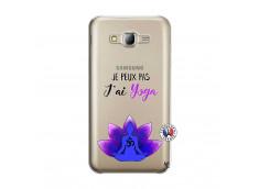 Coque Samsung Galaxy J5 2015 Je Peux Pas J Ai Yoga