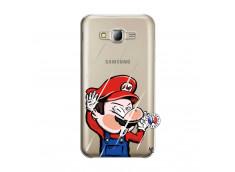 Coque Samsung Galaxy J5 2015 Mario Impact