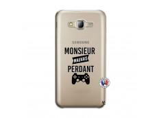 Coque Samsung Galaxy J5 2015 Monsieur Mauvais Perdant
