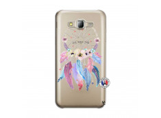 Coque Samsung Galaxy J5 2015 Multicolor Watercolor Floral Dreamcatcher