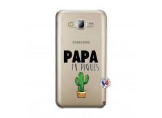 Coque Samsung Galaxy J5 2015 Papa Tu Piques
