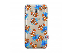 Coque Samsung Galaxy J5 2015 Poisson Clown