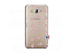 Coque Samsung Galaxy J5 2015 Petits Moutons