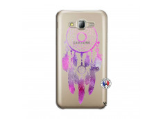 Coque Samsung Galaxy J5 2015 Purple Dreamcatcher
