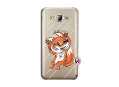Coque Samsung Galaxy J5 2015 Fox Impact