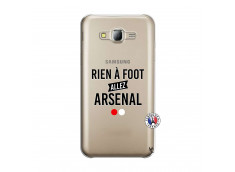 Coque Samsung Galaxy J5 2015 Rien A Foot Allez Arsenal