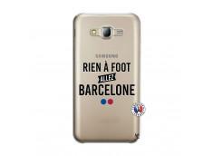 Coque Samsung Galaxy J5 2015 Rien A Foot Allez Barcelone