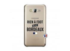 Coque Samsung Galaxy J5 2015 Rien A Foot Allez Bordeaux
