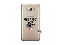 Coque Samsung Galaxy J5 2015 Rien A Foot Allez Brest