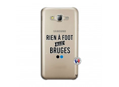Coque Samsung Galaxy J5 2015 Rien A Foot Allez Bruges