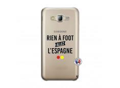 Coque Samsung Galaxy J5 2015 Rien A Foot Allez L'Espagne