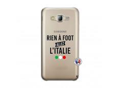 Coque Samsung Galaxy J5 2015 Rien A Foot Allez L'Italie