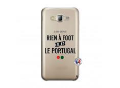 Coque Samsung Galaxy J5 2015 Rien A Foot Allez Le Portugal