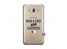 Coque Samsung Galaxy J5 2015 Rien A Foot Allez Liverpool