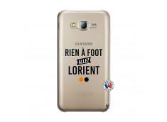 Coque Samsung Galaxy J5 2015 Rien A Foot Allez Lorient