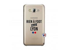 Coque Samsung Galaxy J5 2015 Rien A Foot Allez Lyon