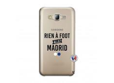 Coque Samsung Galaxy J5 2015 Rien A Foot Allez Madrid