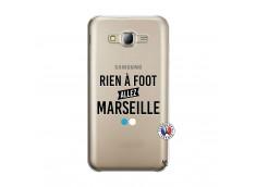 Coque Samsung Galaxy J5 2015 Rien A Foot Allez Marseille