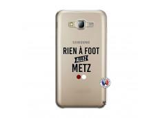 Coque Samsung Galaxy J5 2015 Rien A Foot Allez Metz